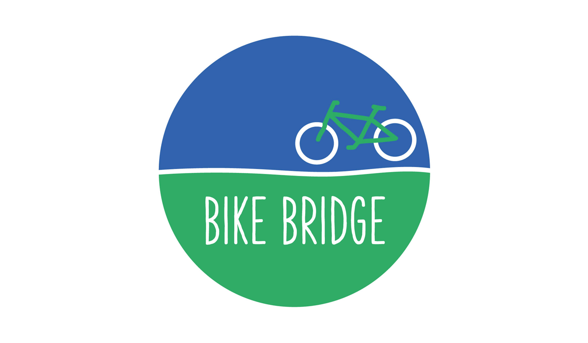 Bike Bridge Logo